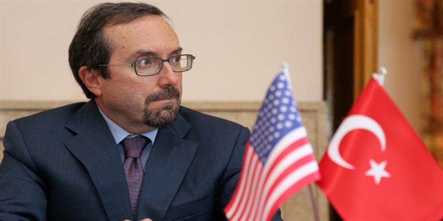 ABD Büyükelçisi Bass'ın Görüşme Talebine Ret