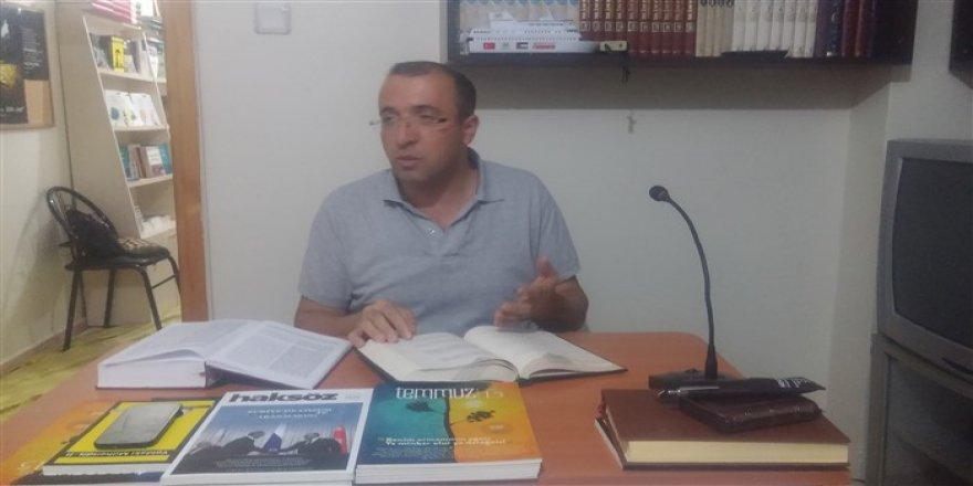 Sivas'ta Vahyin Aydınlığında Hadis Dersleri