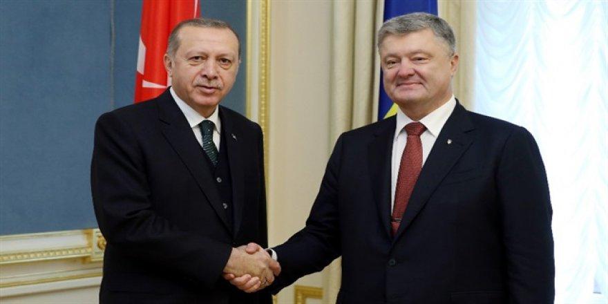 """Cumhurbaşkanı Erdoğan: """"Kırım'ın İlhakını Tanımayacağız"""""""