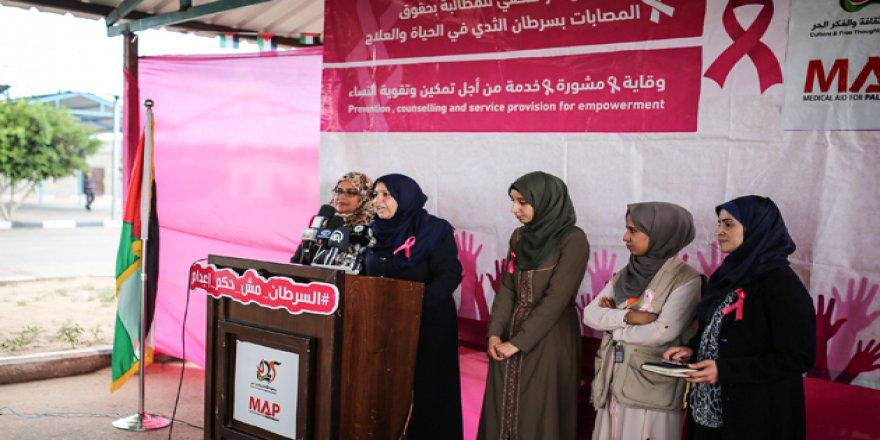 Gazzeli Kanser Hastalarına İsrail Engeli