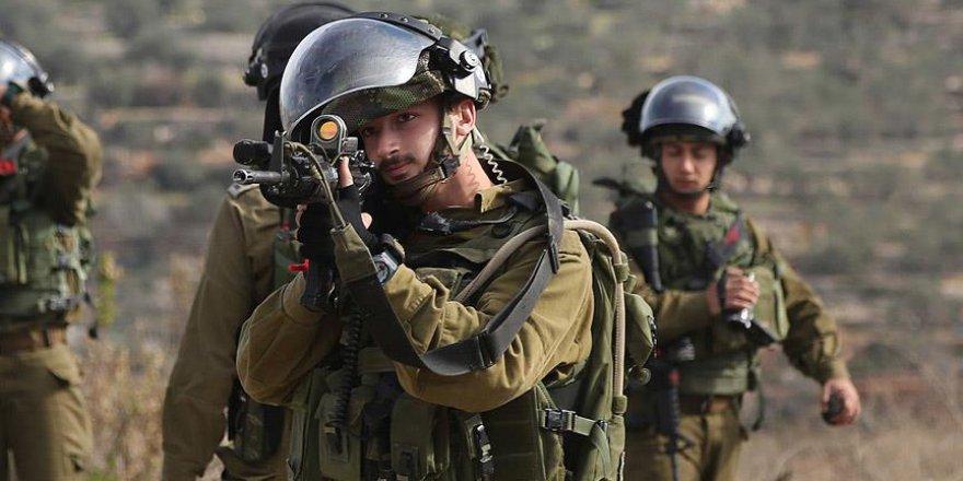 İsrail Ezanı Yasaklamak İçin Köy Bastı