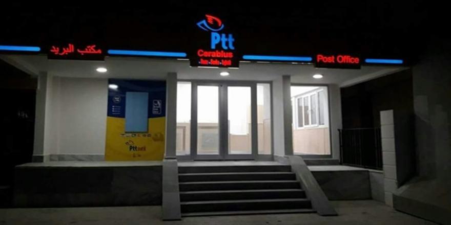 Cerablus'ta PTT Şubesi Açıldı