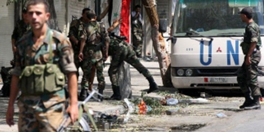 Esed Güçleri Deyrizor'da En Az 15 Sivili İnfaz Etti!