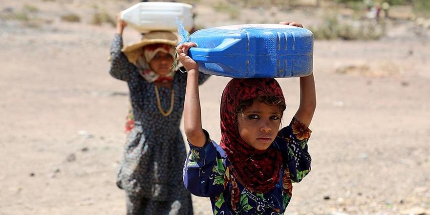 """""""Yemen'de Kız Çocuklarının Yüzde 31'i Eğitimden Mahrum"""""""