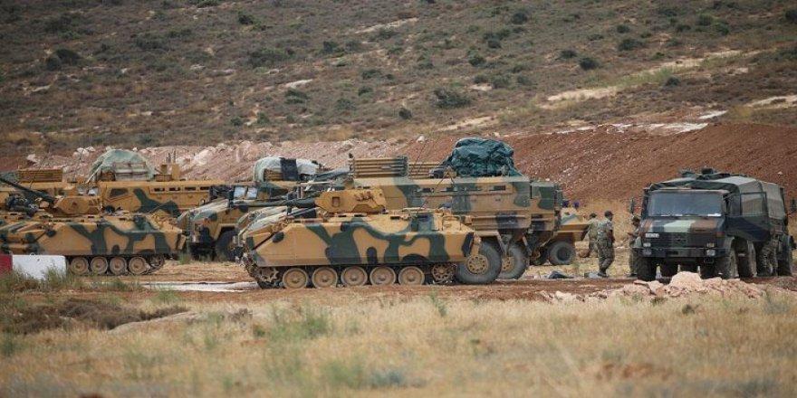 TSK İdlib İntikali İçin Keşif Yaptı
