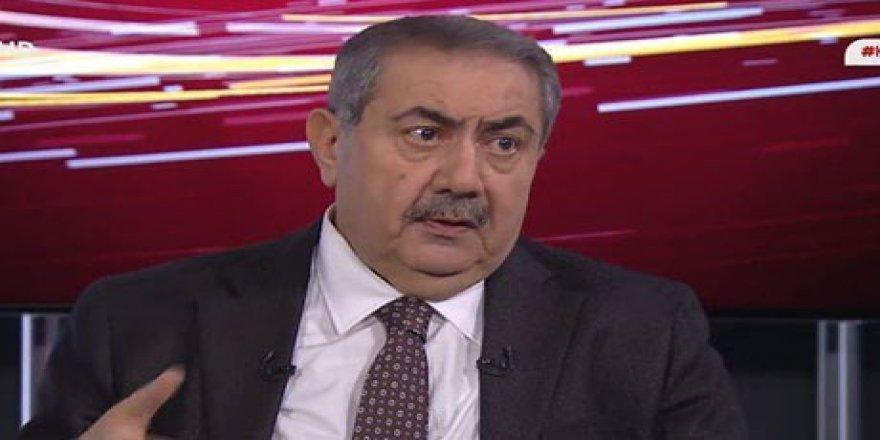 Hoşyar Zebari: Ankara ve Tahran'la Diyalog İçindeyiz