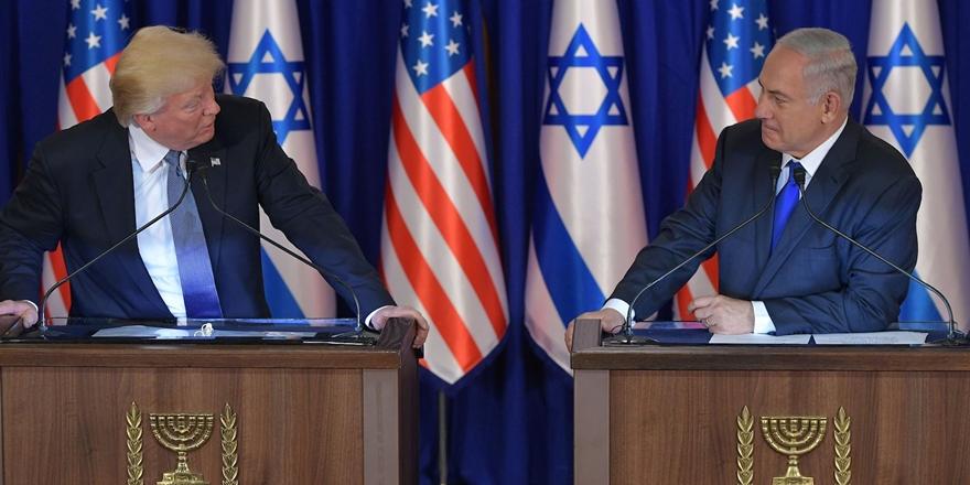 """""""Trump'ın İsrail Sevdası, ABD'yi 'İnsan Hakları'nın Dışına Taşıyor"""""""
