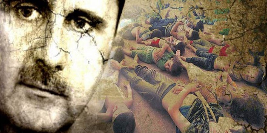 Esed'den Gülünç Çıkış: Türkiye Suriye'nin Egemenliğini İhlal Ediyormuş!