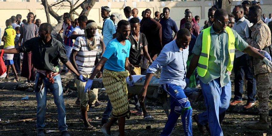 Somali'deki Bombalı Saldırıda Ölü Sayısı 53'e Yükseldi
