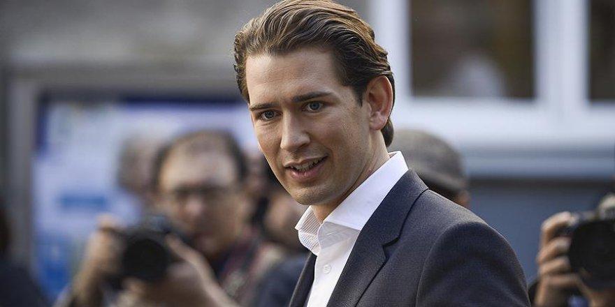 Avusturya'da Sandık Çıkış Anketinden Kurz Çıktı