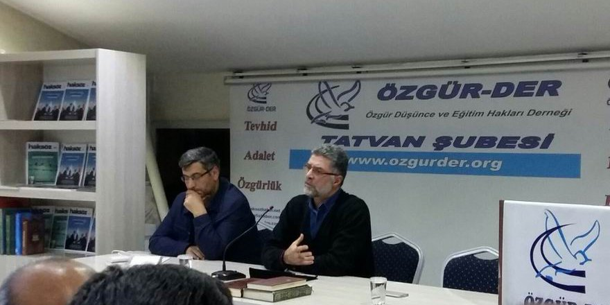 Tatvan Özgür-Der'de Hasan El-Benna Konuşuldu