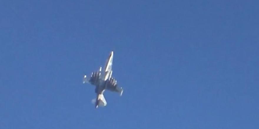 Rusya'ya Ait Savaş Uçakları İdlib'i Vurmayı Sürdürüyor!