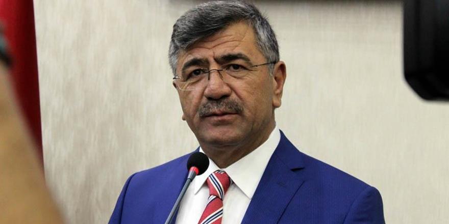 Niğde Belediye Başkanı Faruk Akdoğan İstifa Etti