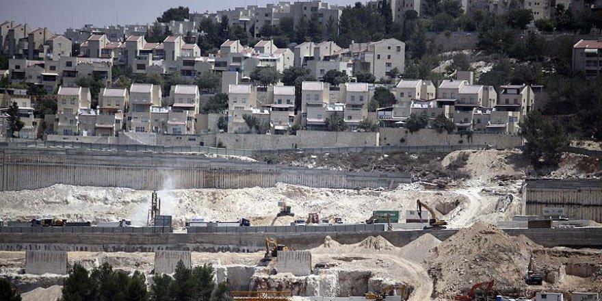 Siyonist İsrail'in Filistin Topraklarındaki Yerleşim Birimi İşgali Artıyor