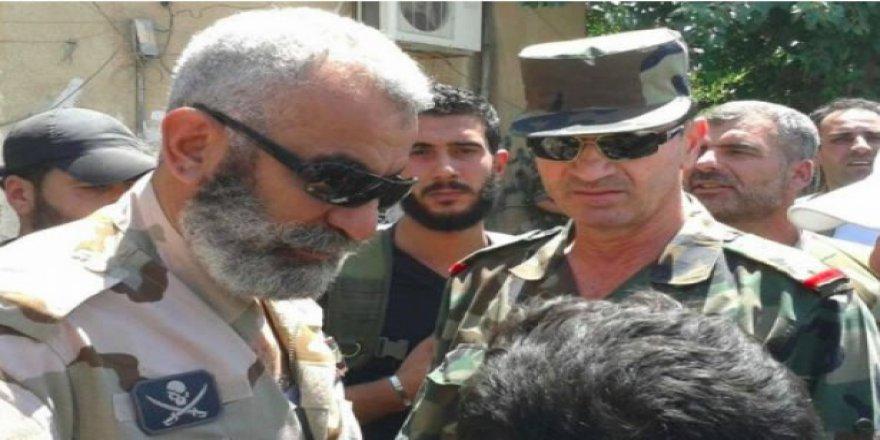Esed'in Katliam Makinası Tümgenaral İsam Zahreddin Öldürüldü