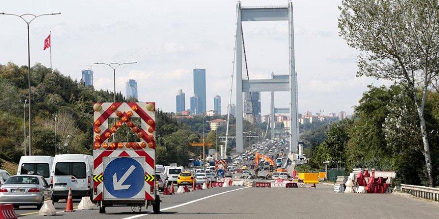 FSM Köprüsü'ndeki Çalışmalar Bayrama Kadar Tamamlanacak