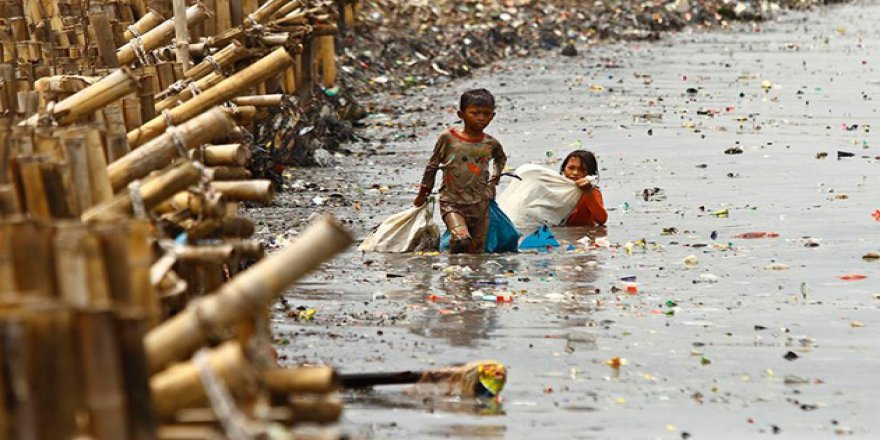 Çevre Kirliliğine Bağlı Ölümlerin En Fazla Görüldüğü 10 Ülke