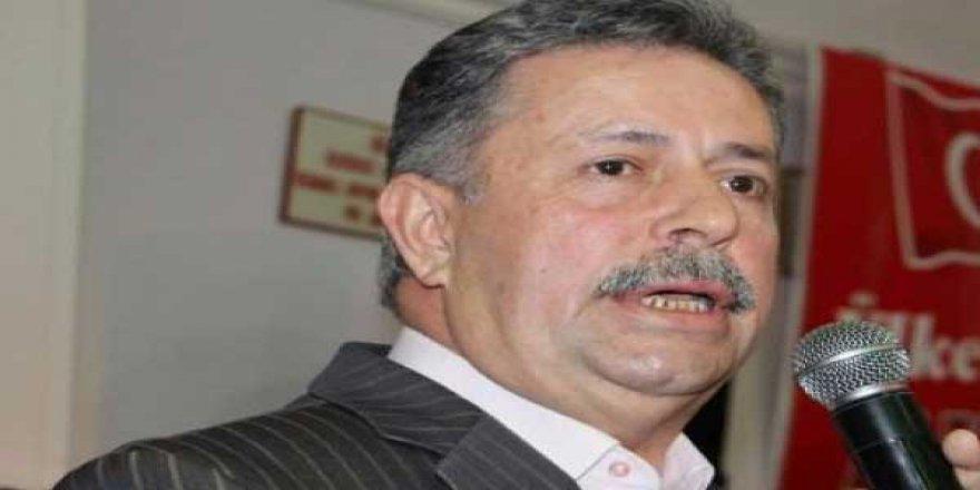 AK Parti Yalvaç İlçe Başkanı İstifa Etti