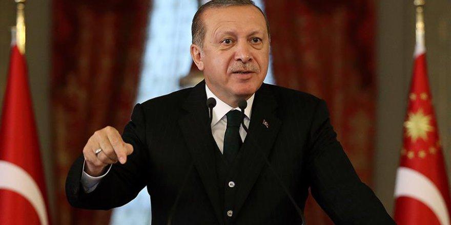 Cumhurbaşkanı Erdoğan: Rakka'daki Posteri ABD Nasıl İzah Edecek?