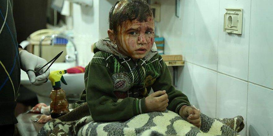 Esed Rejimi Çatışmazlık Bölgesine Füzelerle Saldırdı