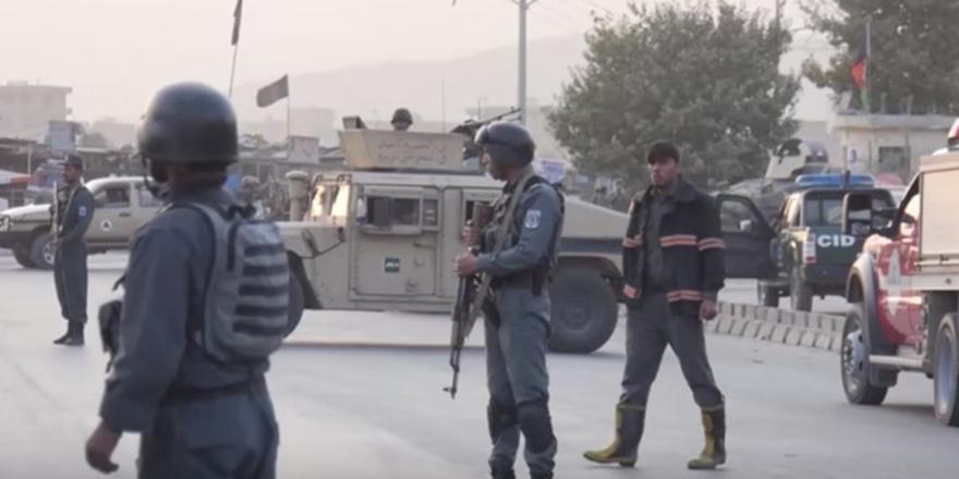 Taliban'dan Kâbil'de Askeri Akademi Servisine Saldırı!