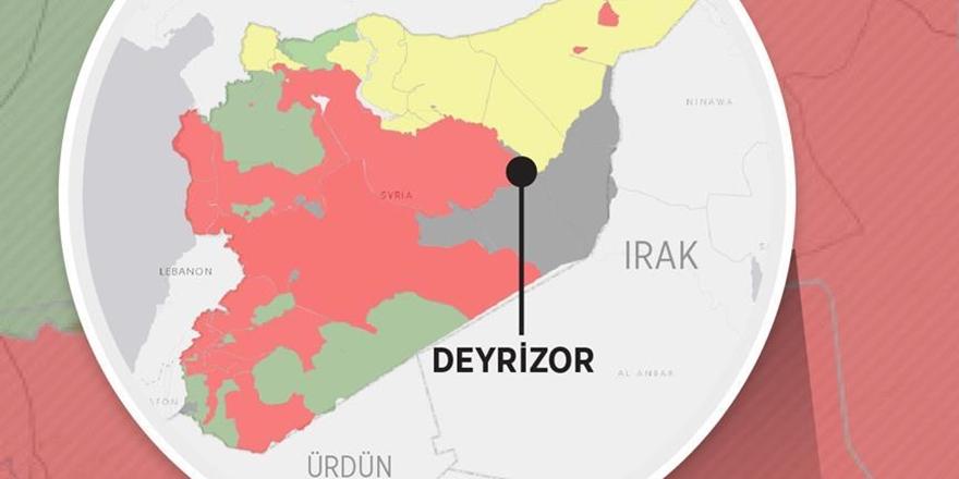 PKK/PYD Suriye'nin En Büyük Petrol Sahasını Ele Geçirdi!