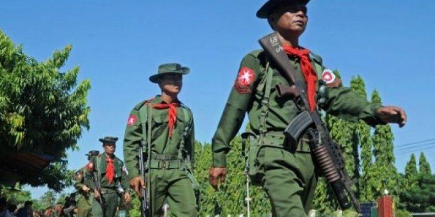 ABD'den Myanmar Ordusuna Yönelik İlave Tedbirler