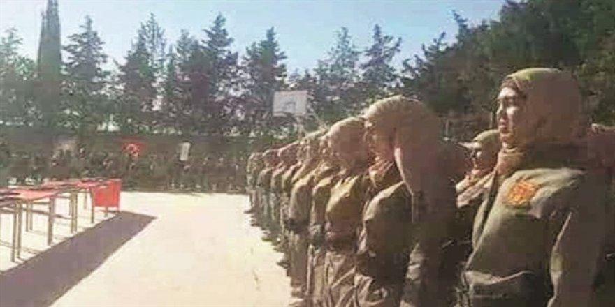 Suriye'nin İlk Kadın Polisleri