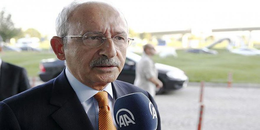 Kılıçdaroğlu ve Üç Milletvekili İçin Fezleke Hazırlandı