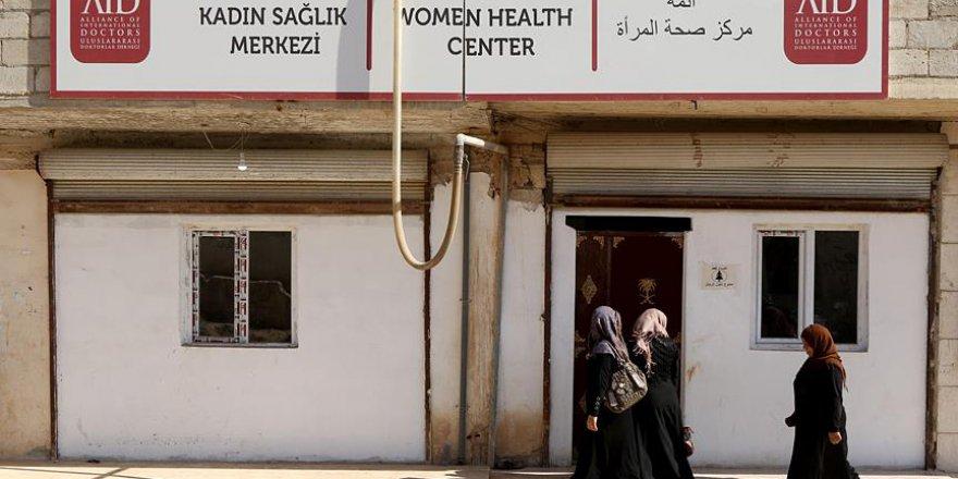 AID İdlib'te İlk Kadın Sağlığı Merkezini Hizmete Açtı