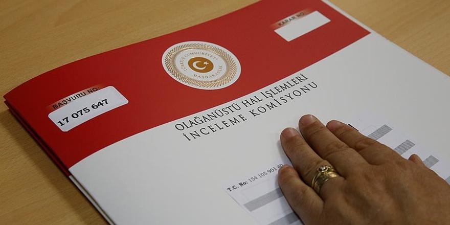 OHAL Komisyonu'nun Mesleğe İade Ettiği Kişi Sayısı Bini Aştı