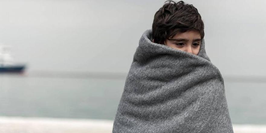 Dünyada 50 Milyon Çocuk Mülteci Durumda