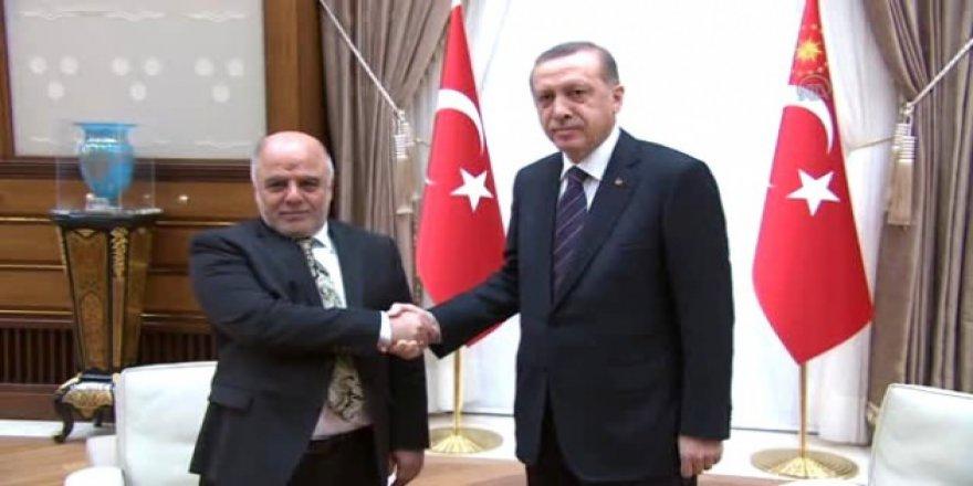 Ankara, Irak Kasabı İbadi'yi Ağırladı!