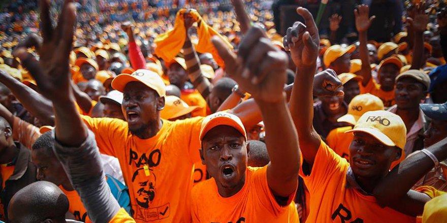 Kenya'da Seçimi Boykot Eden Muhalefetten Direniş Çağrısı
