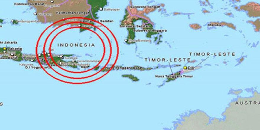 Endonezya'da Patlama: 27 Ölü