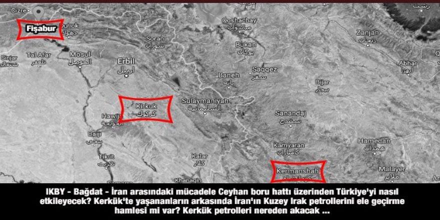 """""""İran'ın Petrol Hamlesi ve Kerkük"""""""