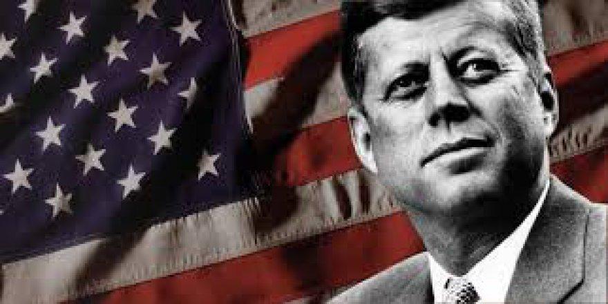 Kennedy Suikastının Belgeleri Açıklandı