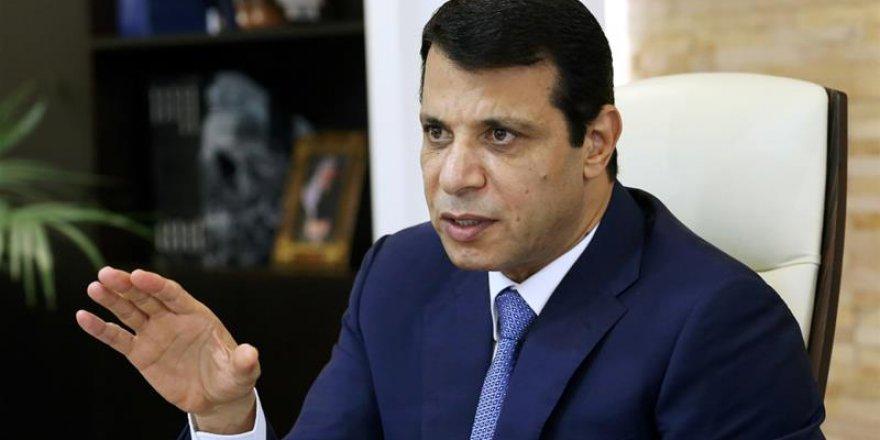 Dahlan Suriye Müzakerelerine Katılacak İddiası