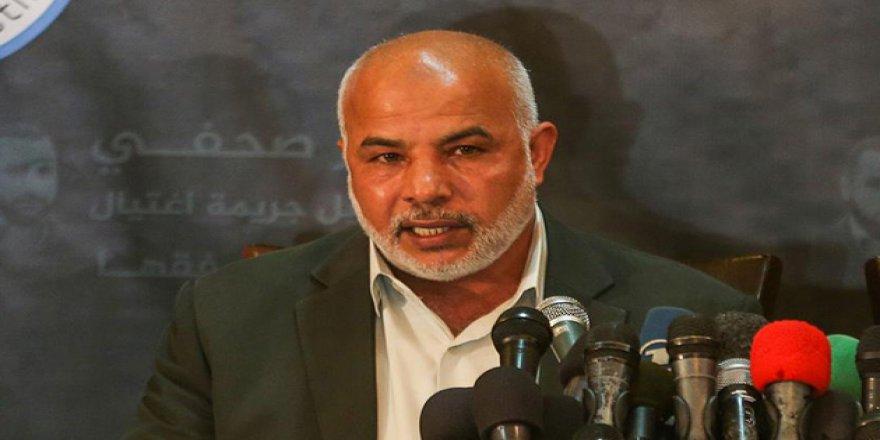 Hamaslı Emniyet Müdürü Naim'e Suikast Girişimi