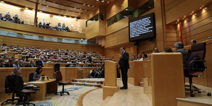 İspanya Senatosu'ndan Karşı Hamle