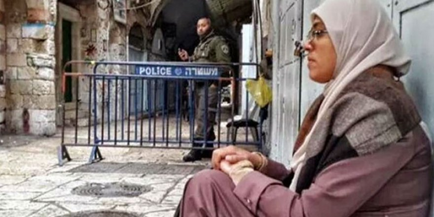 Aksa Murabıtası: İşgalciler Başörtümü Zorla Çıkardı!