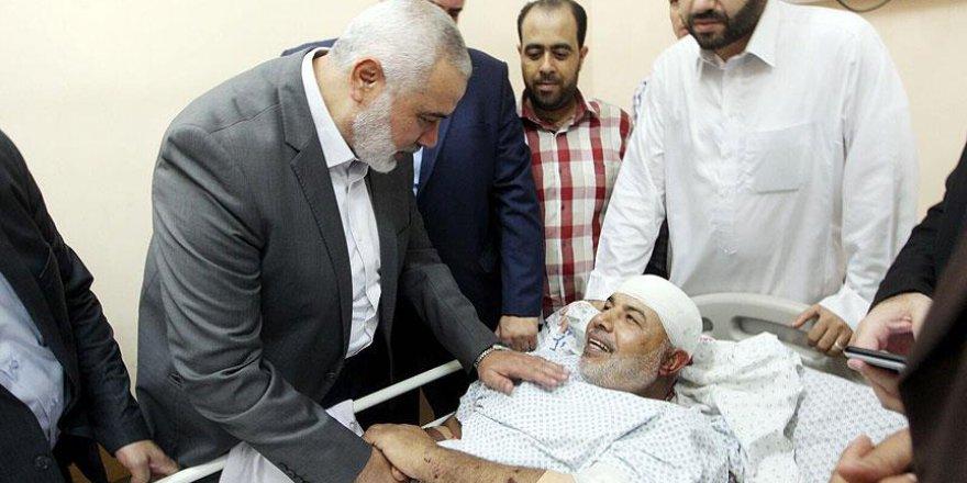 Hamas Siyasi Büro Başkanı Heniyye'den Suikast Girişimi Sonrası Açıklama