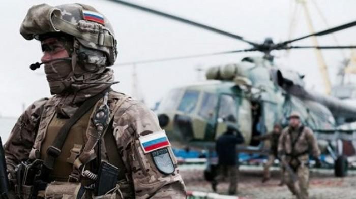 Tahriru'ş Şam'ın Hedef Aldığı Rus Askerleri Böyle Görüntülendi