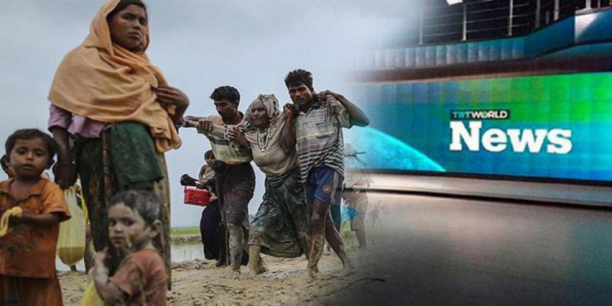 TRTWORLD Çalışanları Myanmar'da Gözaltına Alındı