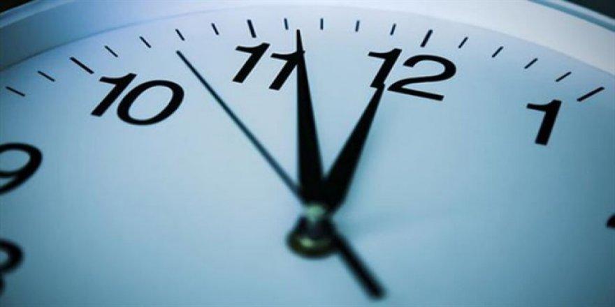 Yaz Saati Uygulamasında Yeni Düzenleme