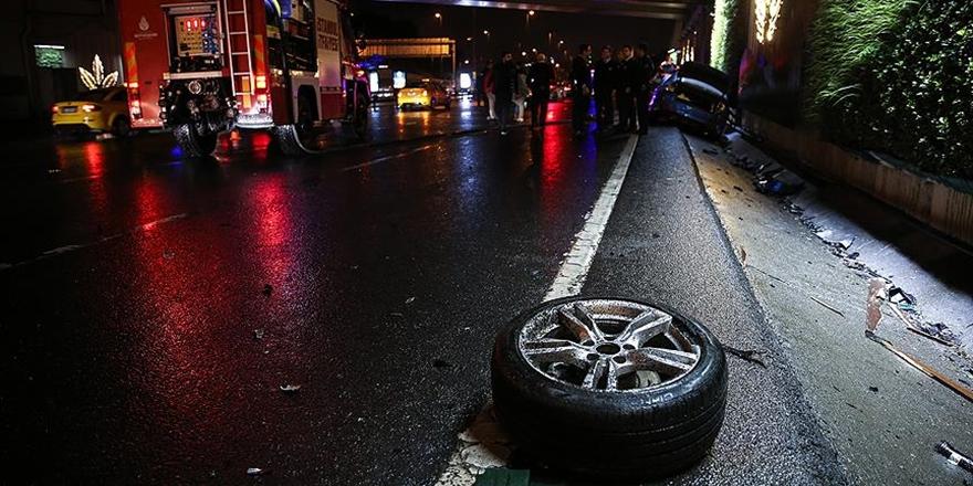9 ayda 1681 kişi trafik kazalarında hayatını kaybetti