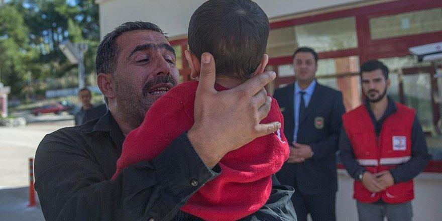 Türkiye-Suriye Sınırının Sıfır Noktasında Ağlatan Buluşma