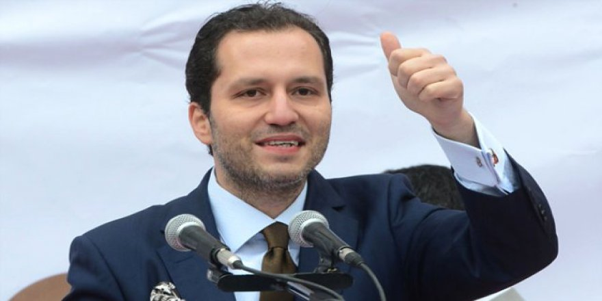 Fatih Erbakan Parti Kuruyor!
