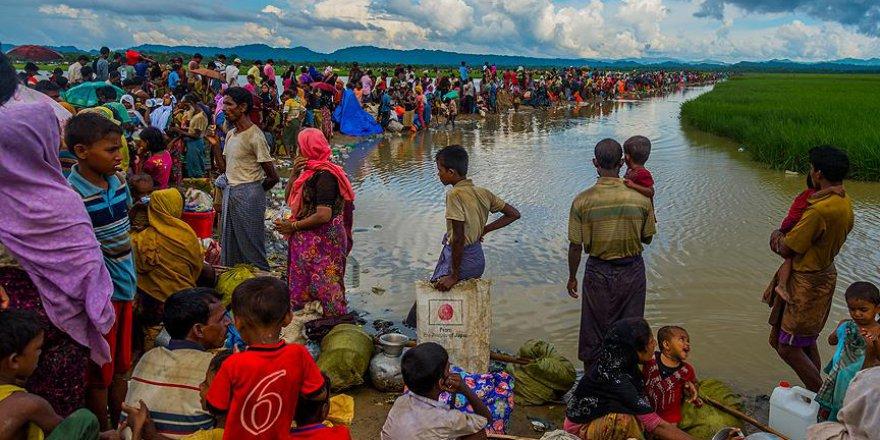 ABD'den Myanmar'a Üst Düzey Heyet