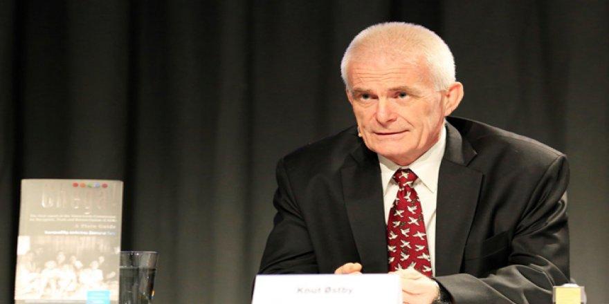 BM'nin Geçici Myanmar Koordinatörü Knut Ostby Oldu